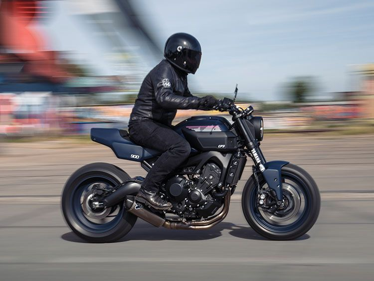 Yamaha Yard Built Xsr900 Cp3 By Jvb Moto Motos