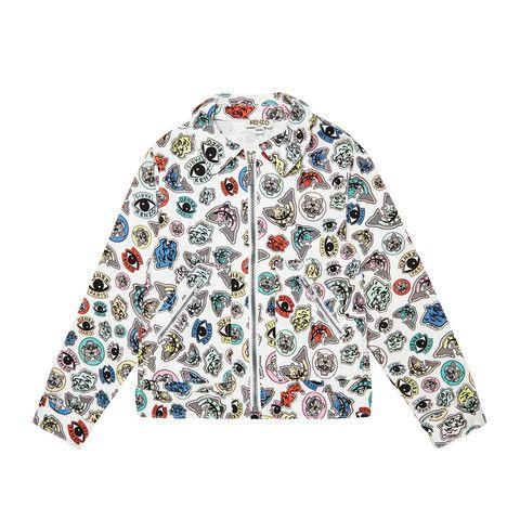 53e937ec KENZO KIDS EYE PRINT JACKET | kids fashion | Print jacket, Jackets ...