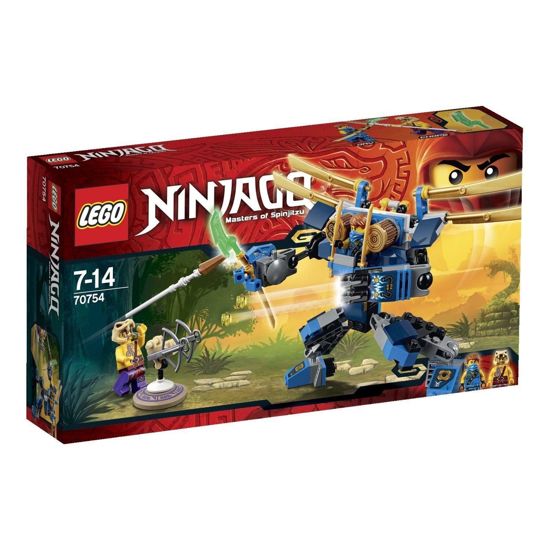 lego ninjago playthmes 70754 jeu de construction l electrorobot leclerc 15