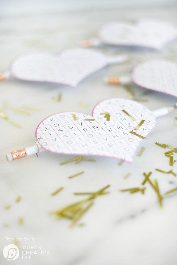 Valentine Word Search Printable   Valentinstag ideen, Ausdrucken und ...