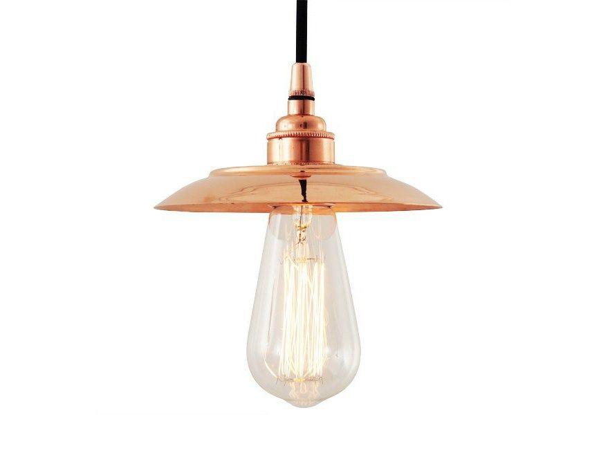 Suva industrial pendant light by mullan lighting