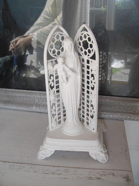 Maria in huisje