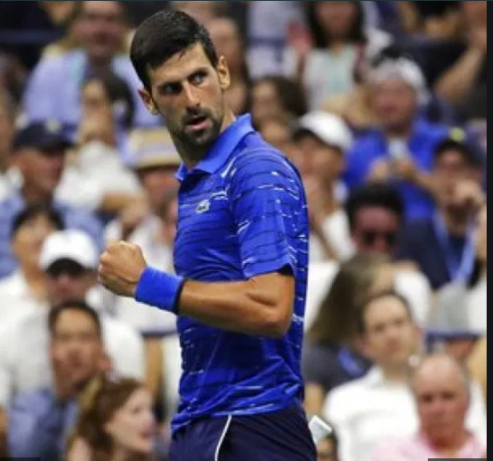 Shielding Us Open Hero Novak Djokovic Resigns Harmed Novak Djokovic Resignation Tennis News