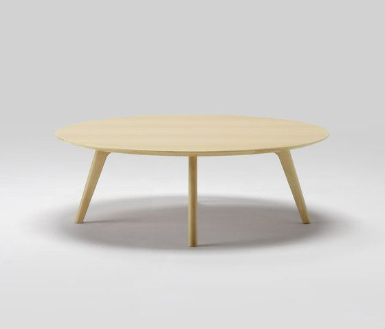 Coffee tables Tables Roundish MARUNI