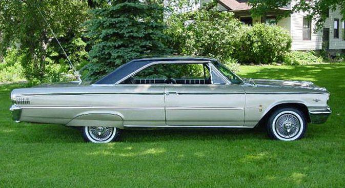 GREAT AMERICAN CARS FROM THE 50u0027S u0026 60u0027S - 1963 FORD GALAXIE ... & GREAT AMERICAN CARS FROM THE 50u0027S u0026 60u0027S - 1963 FORD GALAXIE 500 ... markmcfarlin.com