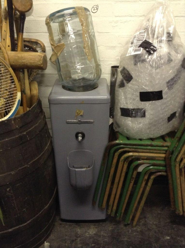 vintagegeneralelectricwatercooler The Water Cooler Company