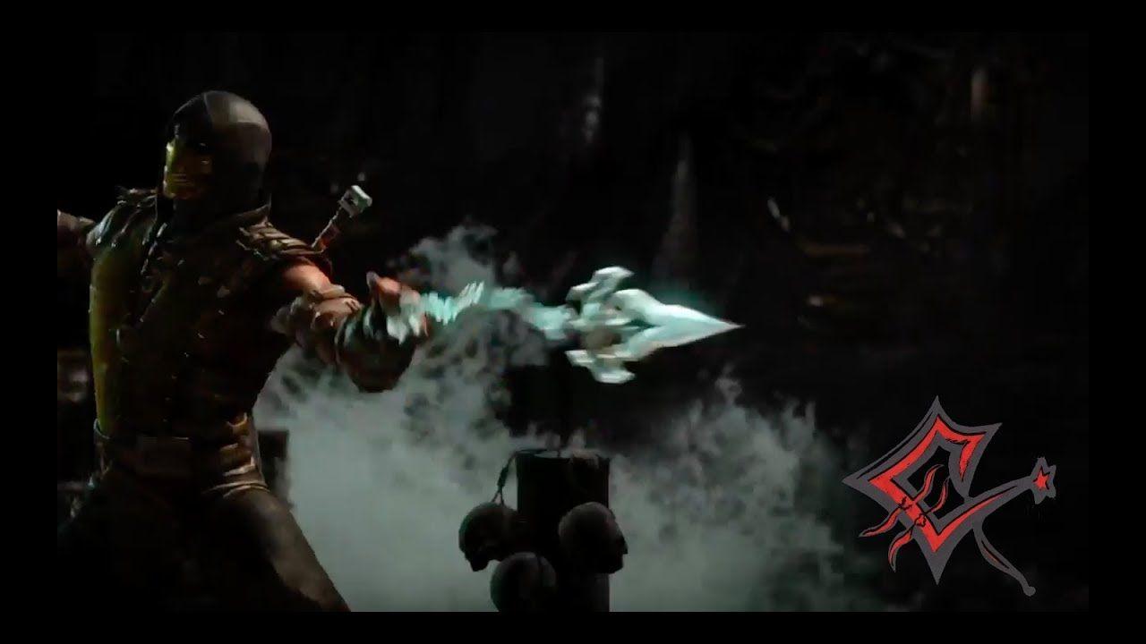 Fatality X Ray Scorpion Mortal Kombat X Mortal Kombat