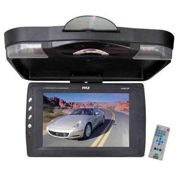 12 1 Roof Mount Tft Lcd Monitor W Built In Dvd Player 12 1 Wide Screen Hi Res Tft Lcd Monitor Resolution 1280 X Lcd Monitor Dvd Player Car Dvd Players
