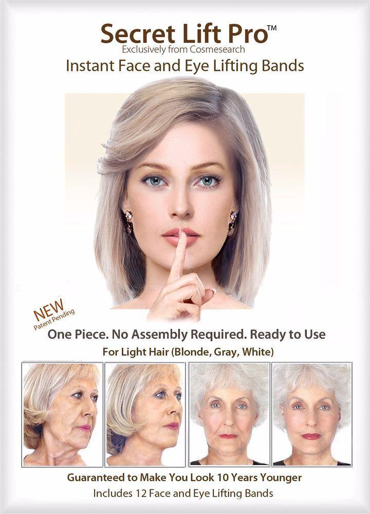Details about Secret Lift Pro Face and Eye Lift (Light