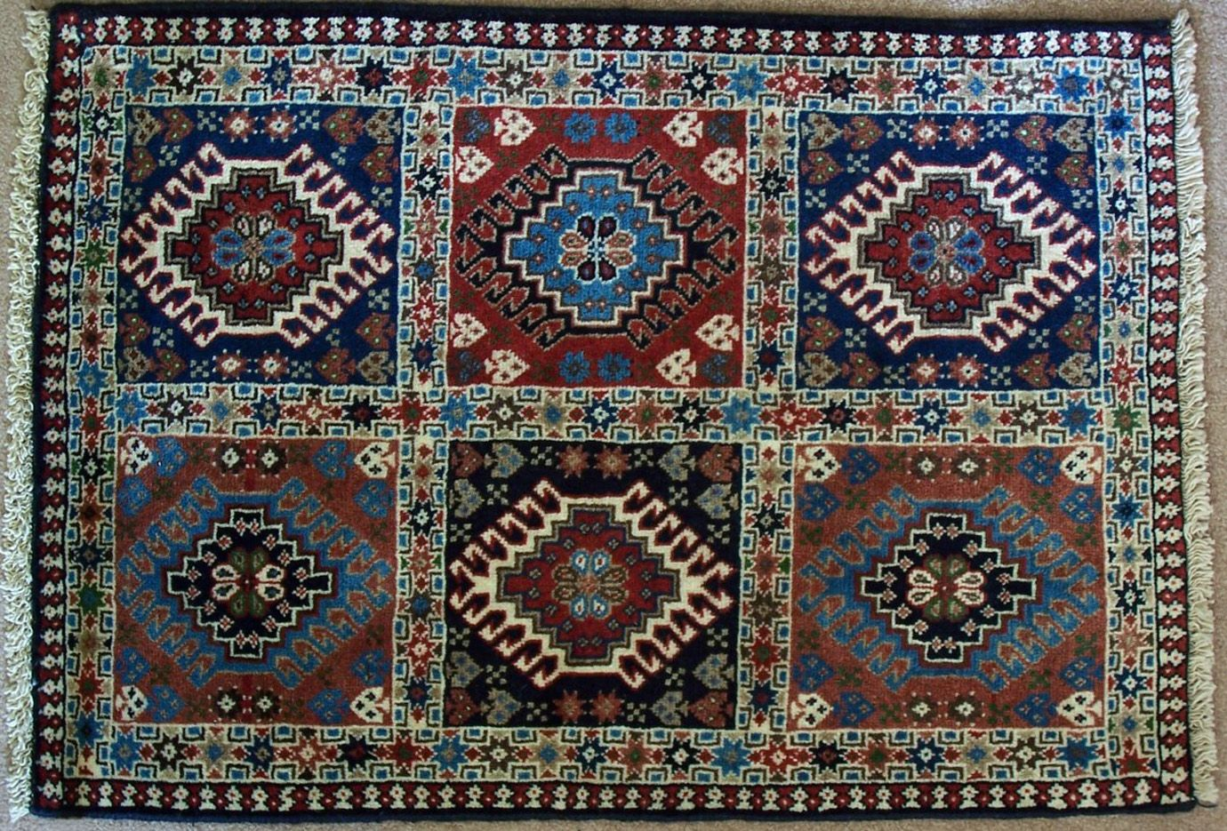 Persian Rug Prayer Carpets Embroidery Rugs Carpet