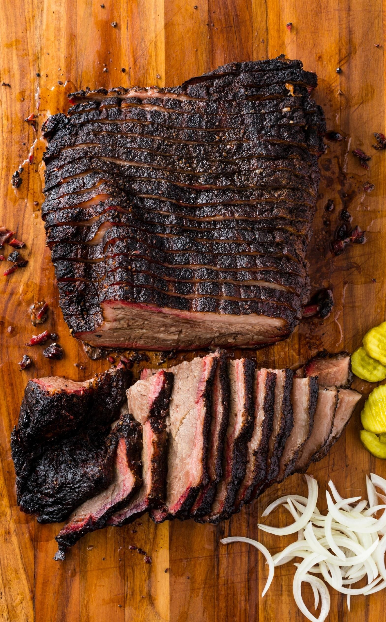 Texas Barbecue Brisket Cook S Country Recipe In 2020 Texas Barbecue Texas Bbq Brisket Brisket
