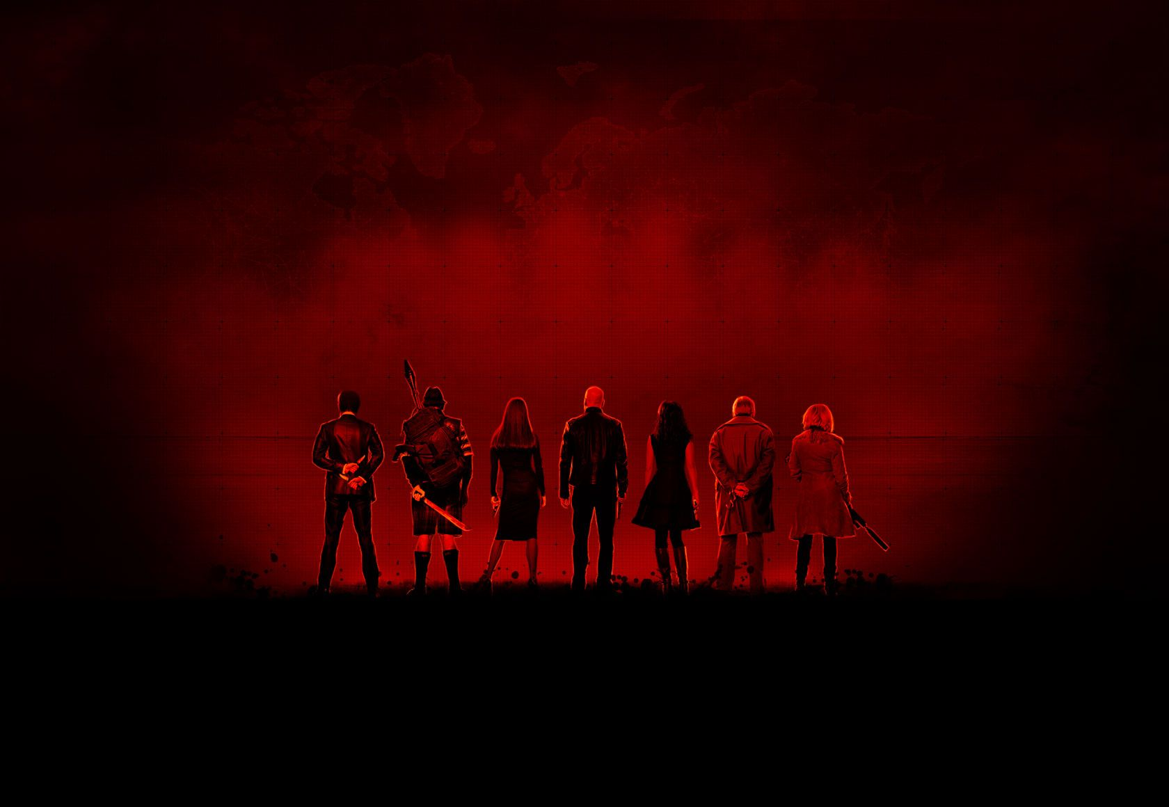 RED 2 The best never rest Movie Pinterest