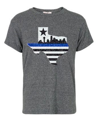 Texas-First Responders Shirts & Tumblers by StichinNGrinnin