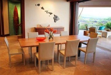 contemporary hawaiian design | Hawaiian Interior Design ...