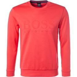 Photo of Boss Sweatshirt Herren, Baumwolle, rot Hugo Bosshugo Boss