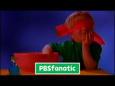 PBS Kids: It's All How You Look At It - Spaghetti (2002 WFWA-TV) - YouTube