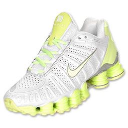 the best attitude d67ac aedce The Nike Shox TLX Women's Running Shoes feature a full ...