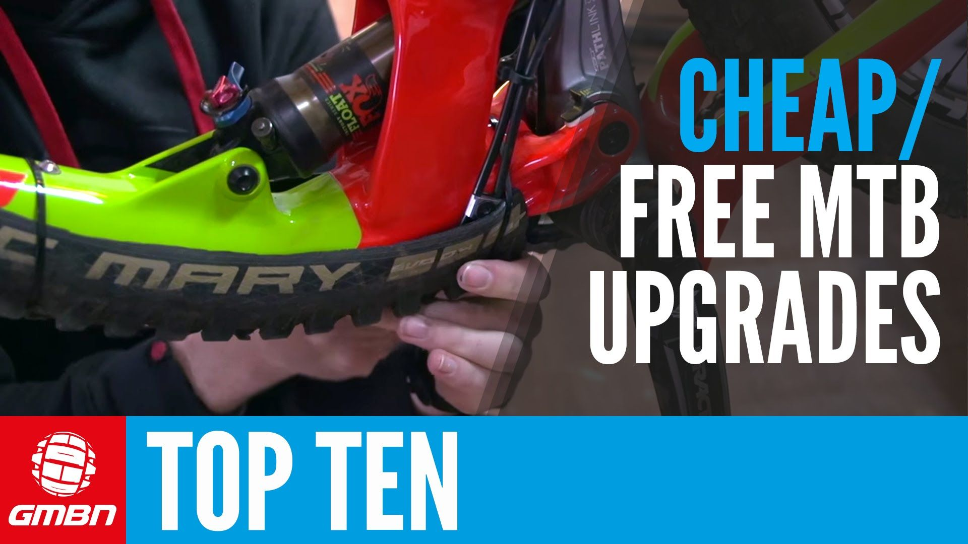 Top Ten Cheap Or Free Mtb Upgrades Bike Hacks Mountain Bike