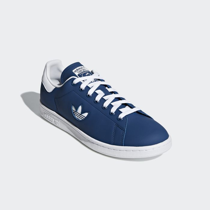Stan Smith Shoes Legend Marine 8 Mens | Stan smith shoes ...