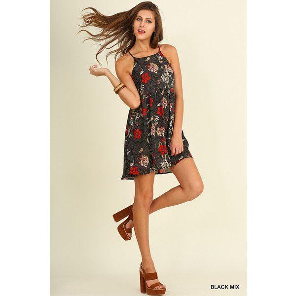 Straight Halter Dresses