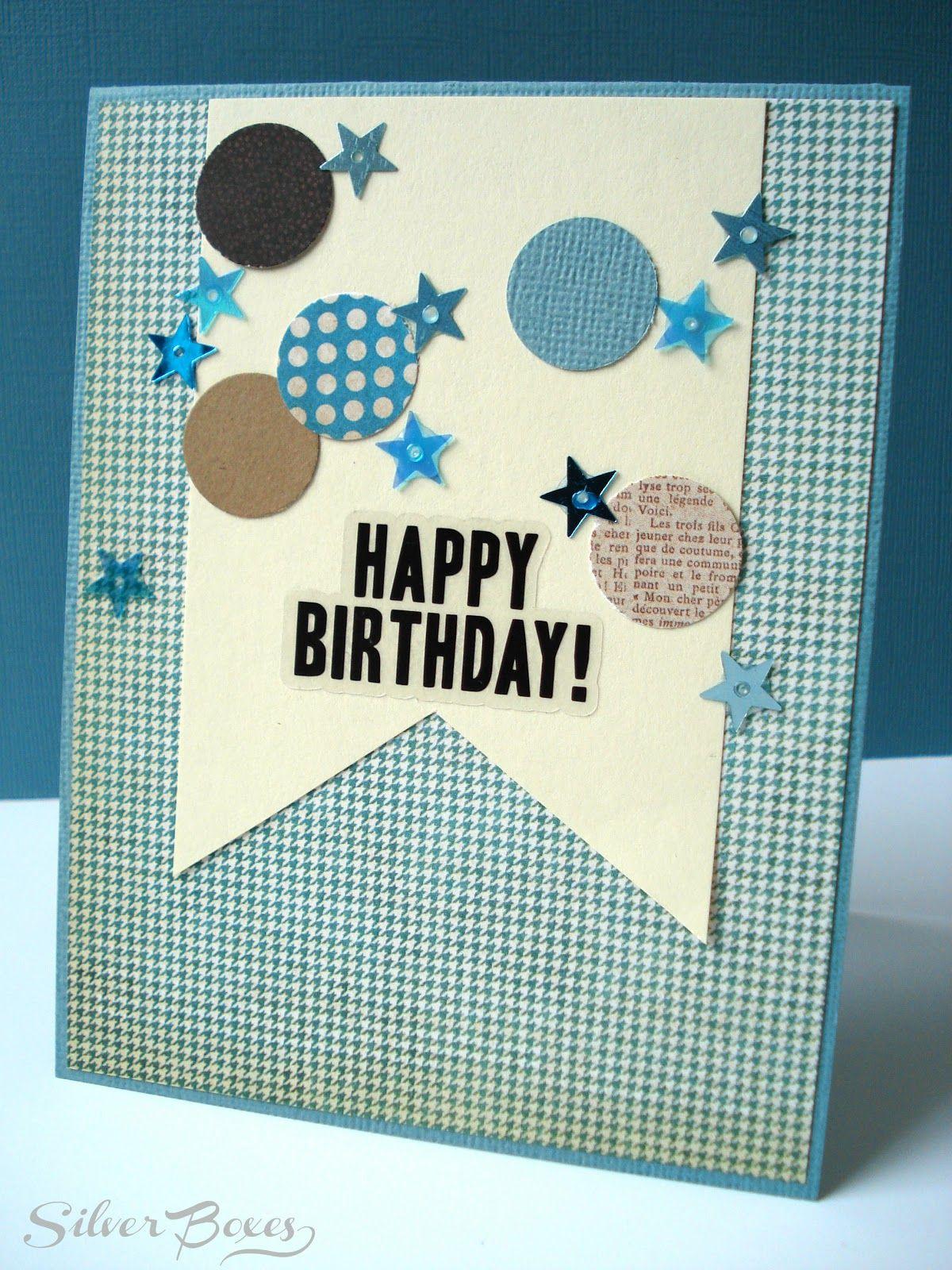 Handmade Birthday Cards Not Make Some Fun Handmade Birthday Cards