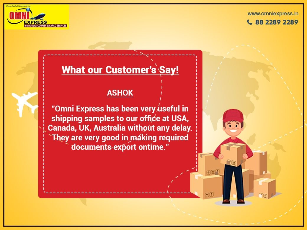 Omni Express International Courier Services Courier Service Courier