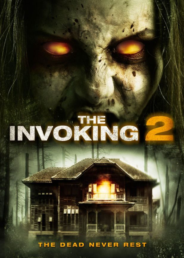 The Invoking 2 Heads To Dvd Digital Video This October Filmes