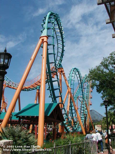 Boomerang Six Flags Fiesta Texas San Antonio Texas Usa Six Flags Fiesta Texas Texas Attractions Roller Coaster