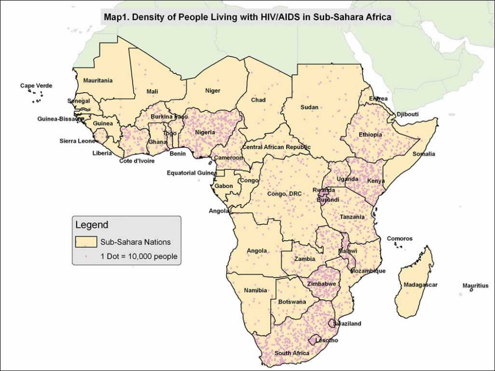 Sub Saharan African Countries Map Google Search African