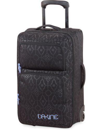 f8da1b306309 Dakine Travel Duffle Carry On Roller, 53 cm, black - capri, 8350100 Dakine