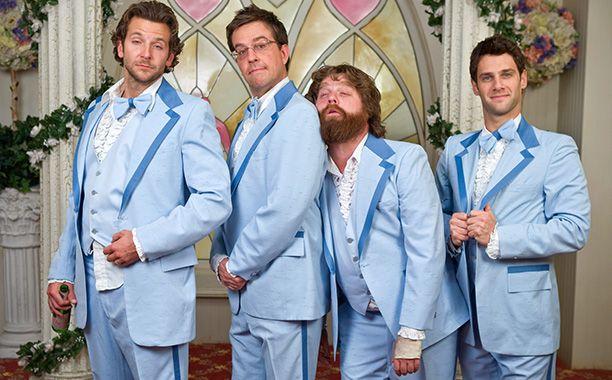 21 Least Romantic Wedding Movies Hangover Movie Quotes Wedding