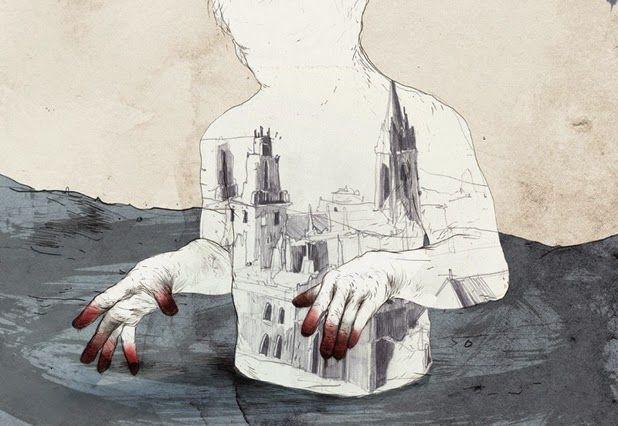 Illustrations/GIFs by Simon Prades › Inspiration Now