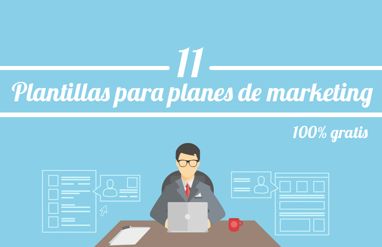 11 plantillas de planes de marketing para empresas listos para ...