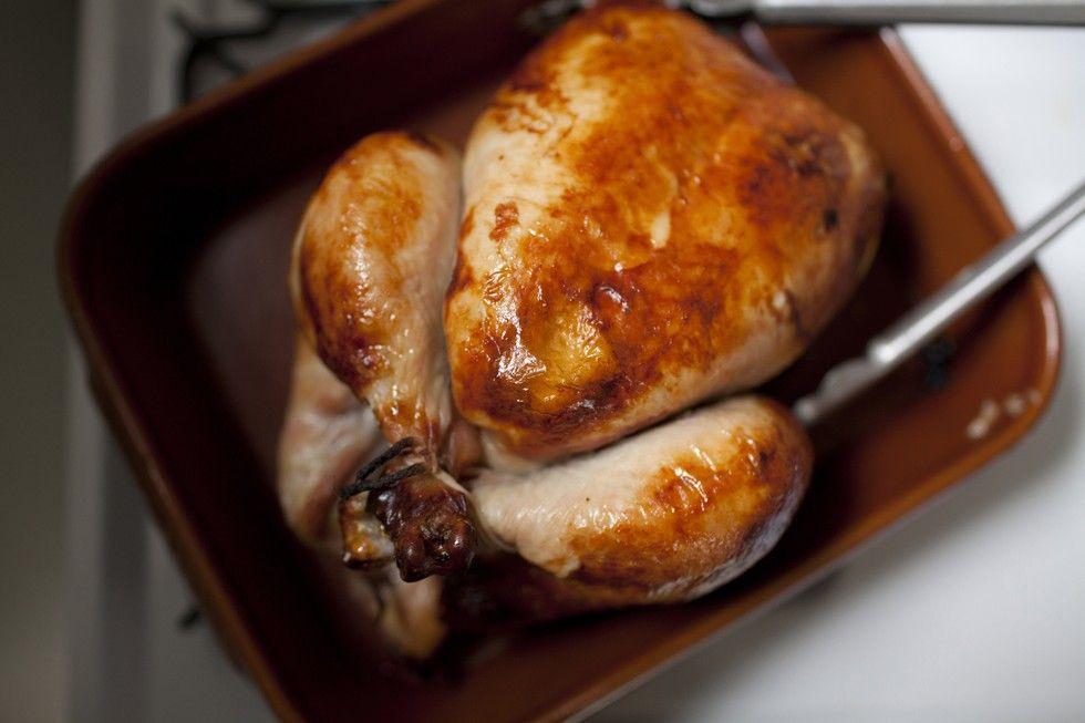 Samin Nosrat S Buttermilk Marinated Roast Chicken Recipe Buttermilk Marinated Chicken Roast Chicken Recipes Recipes