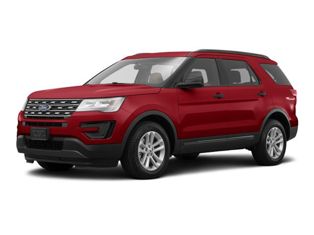 New 2016 Ford Explorer For Sale | Fayetteville NC