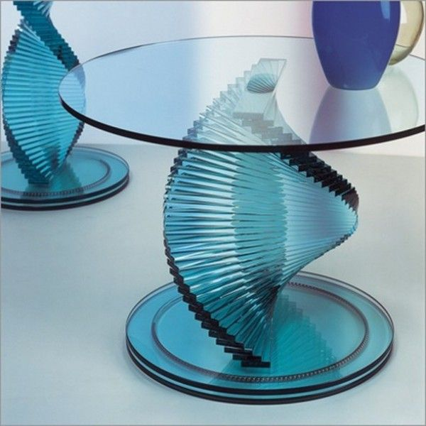 Charming Glass Table Designer