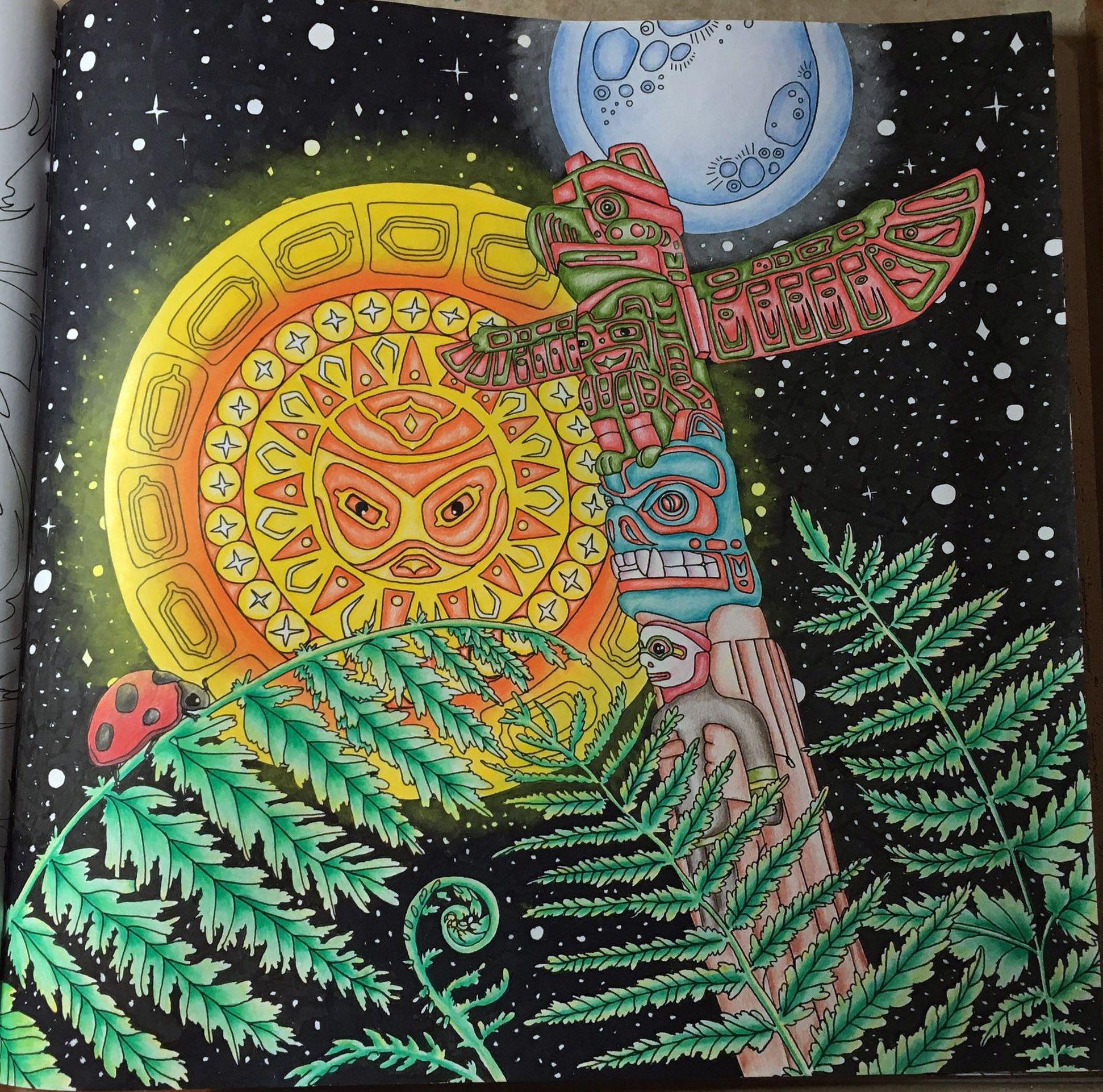 Stanley Park Totem By Trevor Taylor