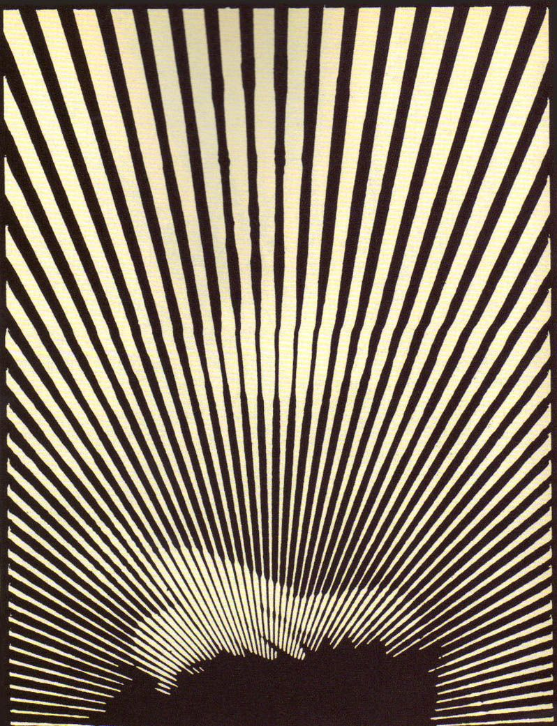 514e83b7a5 Pin by Layla Cecil on Shigeo Fukuda | Optical illusions, Illusions ...
