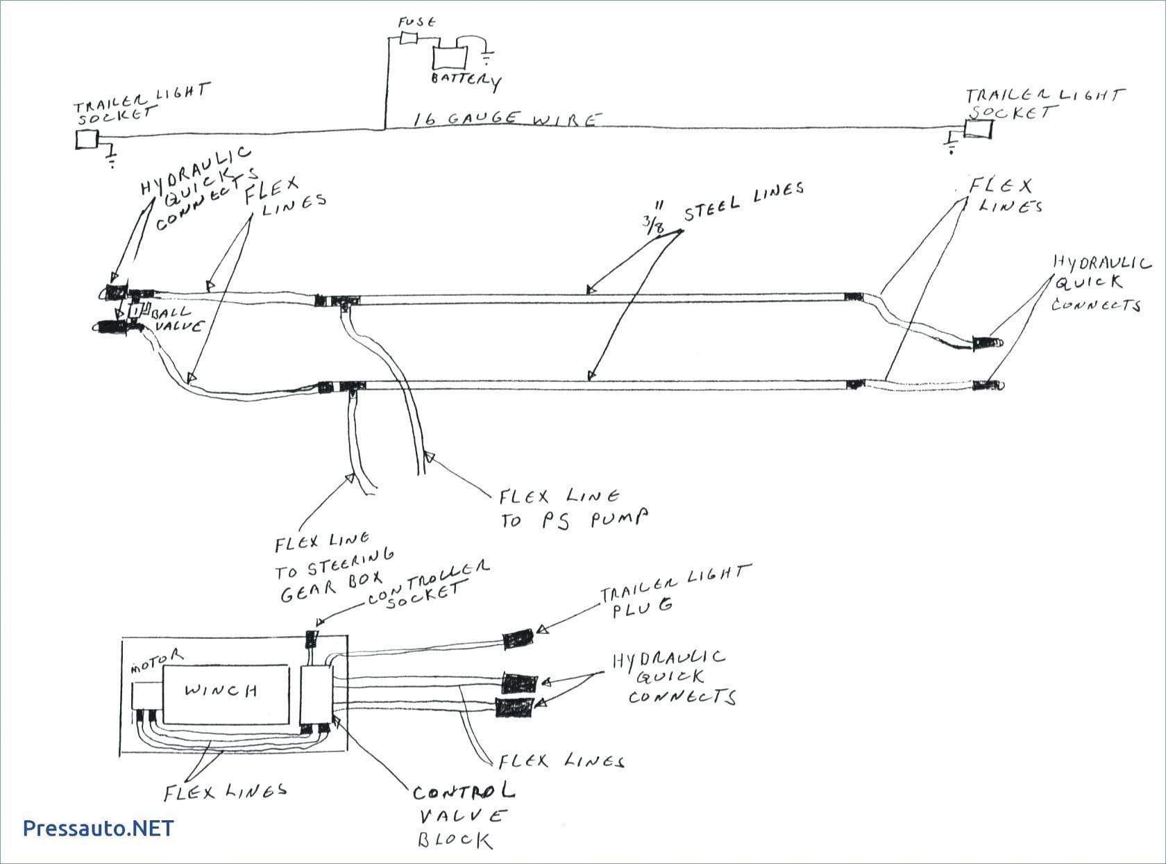 Winch Contactor Wiring Wiring Diagram Add In 2020 Diagram Electrical Diagram