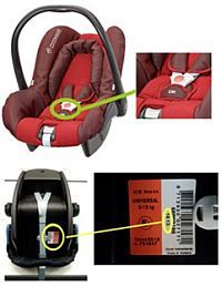 Maxi Cosi Baby Car Seat Safety Recall Which News Baby Car Seats Carseat Safety Maxi Cosi