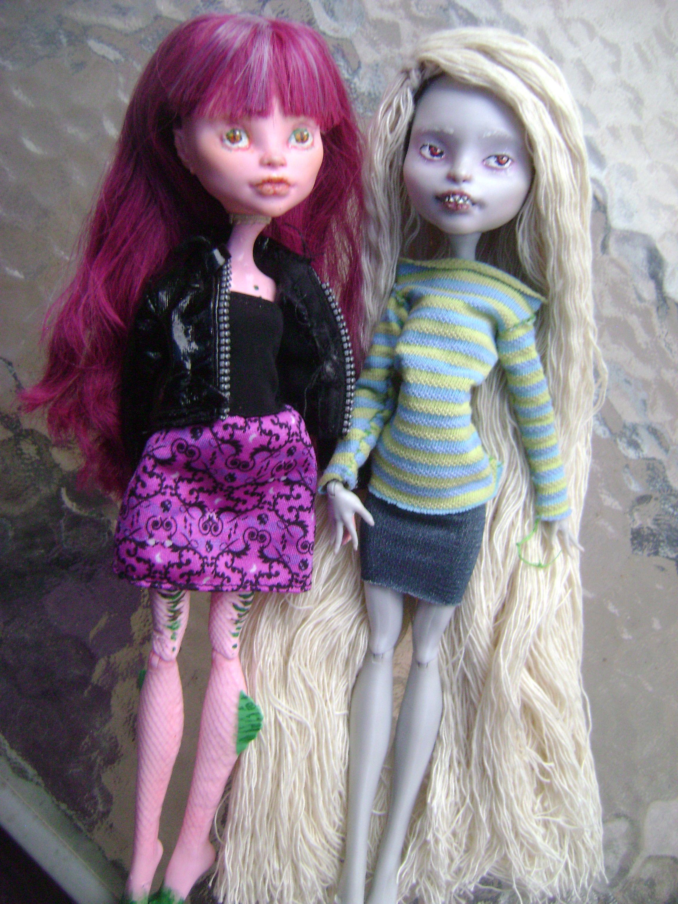 Nia & Morgana