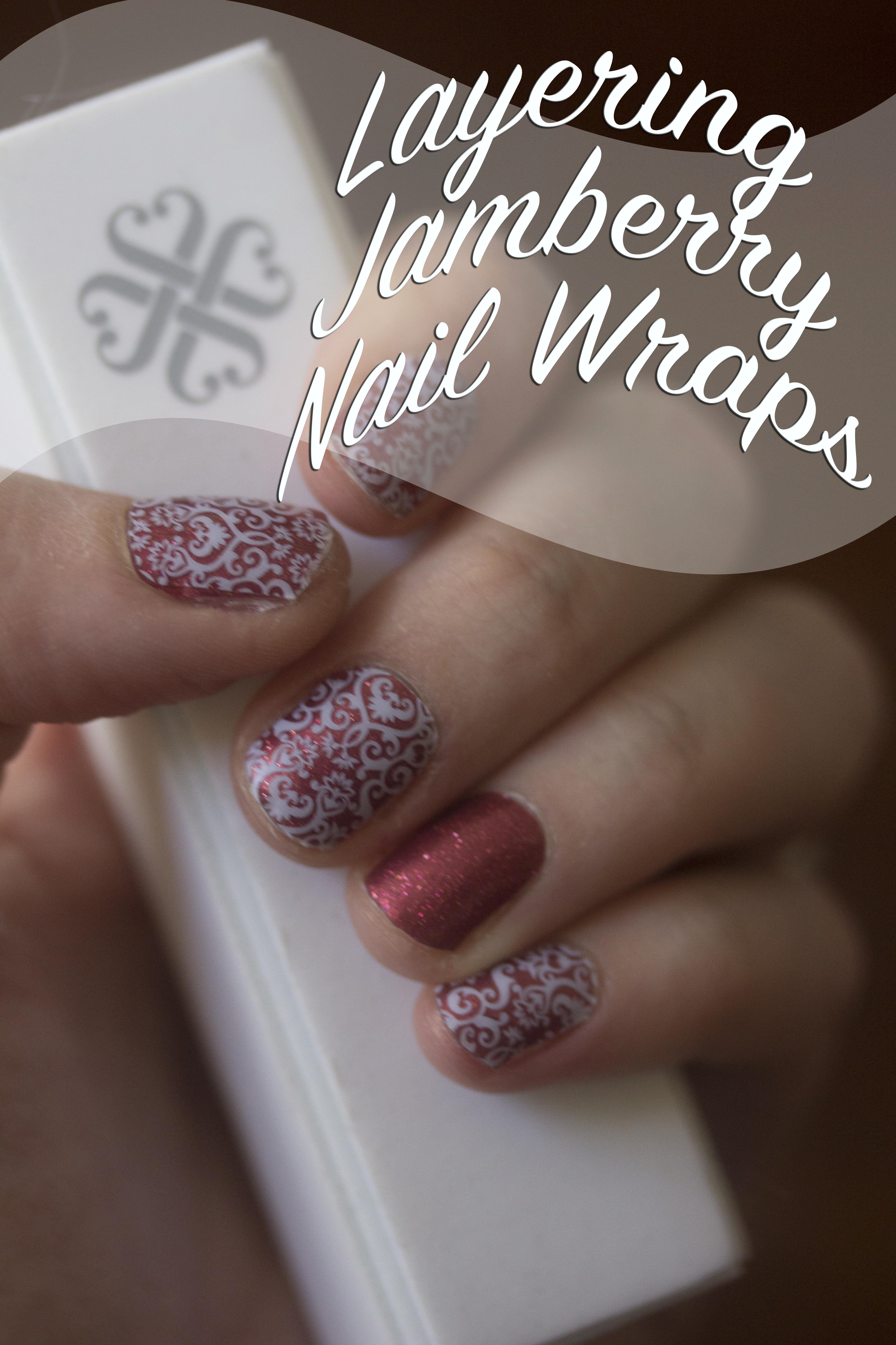 """Ohhhh…So you both have laayyerrssss…"""" (Jamberry-style) 