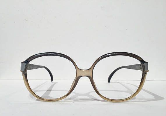 27500199db Vintage Christian Dior 80s Vintage Eyeglasses