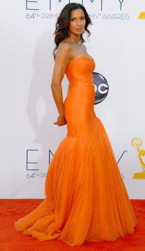 2012 Emmy Awards: The Best Dressed Padma Lakshmi – The Frisky