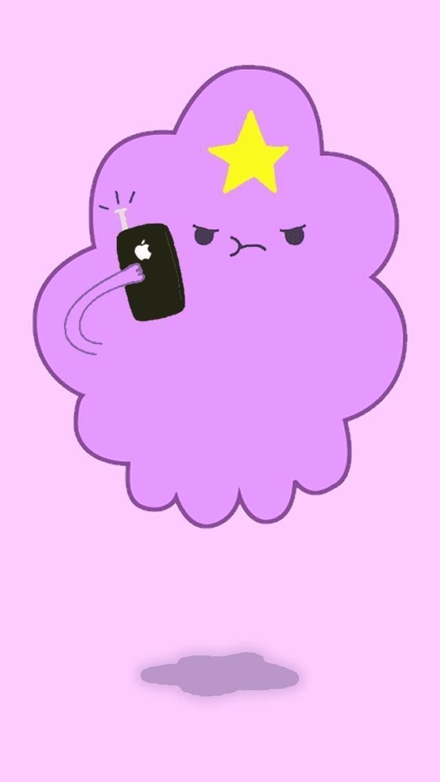 lumpy space Princess | adventure time | Pinterest | Wallpaper and ...
