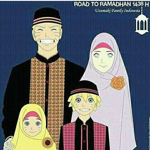 Marhaban Ya Ramadan 1438 from Uzumaki Family :)