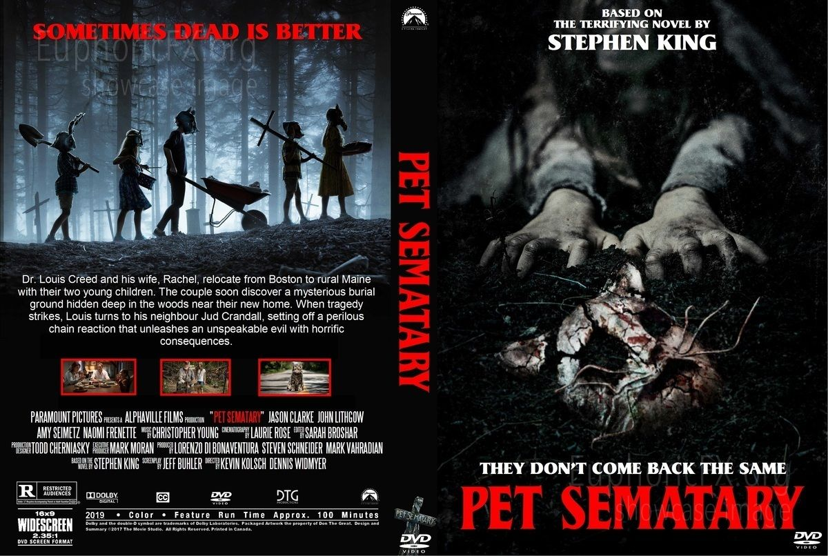Pin En Hd 720p Cementerio De Animales Film 2019 Online Gratis Original
