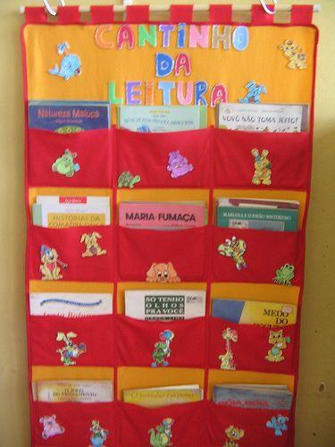 Ideas con material reciclado para biblioteca de aula for Actividades para el salon de clases