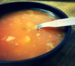 Veg Sweet and Sour Soup Recipe by Sarika Chauhan   ifood.tv
