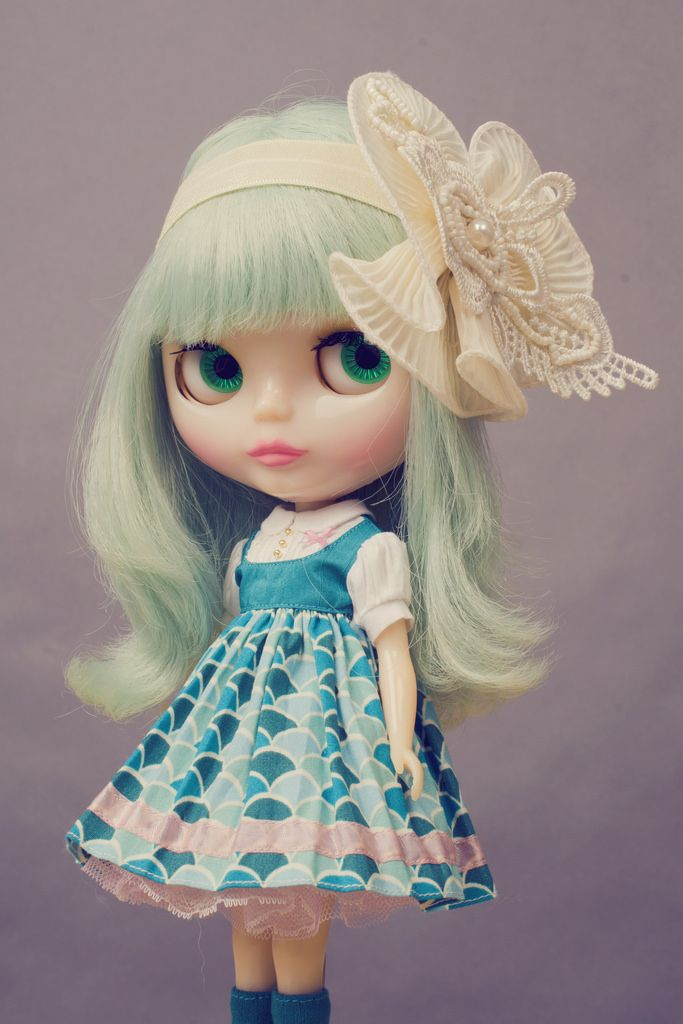 Miss Sally WOW | by Button Cottage Blythe